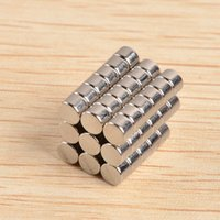 Wholesale New Arrival High Quality N40 D4X3mm Neodymium Magnets Rare Earth Strong Magnet