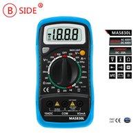 Wholesale 2000 Counts Small Handheld Digital Multimeter Backlight Case Protection for Bside Mas830l