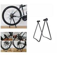 Wholesale Universal Folding Bicycle Bike Triple Wheel Hub Stand Kickstand Repair Rack Parking Holder