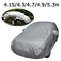 Wholesale Hot Sale Universal Car Covers Shield Styling Waterproof Dustproof Indoor Outdoor Sunshade Heat Protection Anti UV Scratch Resist