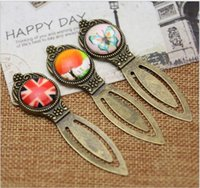 Wholesale 2015 Hot Vingage Flag Tree Butterfly Papper Clip Children Child Lady Office Accessories Alloy Book Mark Frozen Files Clips Bookmark K3132