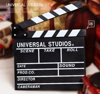 Wholesale Clapperboard director board wool photography props