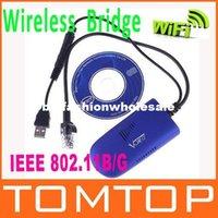 dreambox free shipping - Vonets VAP11G RJ45 WIFI Bridge Wireless Bridge For Dreambox Xbox PS3 PC Camera TV Wifi Adapter with Retail Box