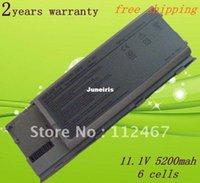 Wholesale Powerful mAh Battery for Dell Latitude D620 D630 D630C D630N D631 D640 GD785