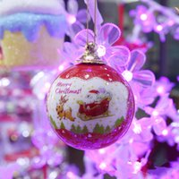 artificial tree stands - artificial Christmas New Year decorations variety of bright color PVCball pretty plastic ball Christmas Decoration