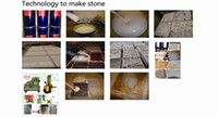 artificial culture stone - small investment fast harvest profit New fashion building material project Technical training Help bulding artificial culture stone fac