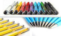 ads iphone - NEW diamond ballpoint pen Mobile phones capacitance pen Handwritten pen Handwritten metal pen nib ads Crystal stylus