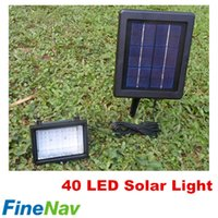 Wholesale Outdoor Solar Powered LED Soalr Flood Light Garden Outdoor Floodlight Lamp