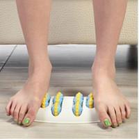Wholesale Foot Care Roller Massage Reflexology Relax Relief Portable Feet Massager