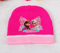 Wholesale New Arrive Frozen hat Olaf Snowman Hat Autumn and winter hat Inspired by Olaf the Snowman Plush Hat