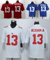 manning jersey - Elite Odell Beckham Jr Royal Blue Name Number Logo Stitched Mens Jerseys Mix Order Accept