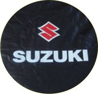 Wholesale High Quality PVC Material Universal Tire Cover Spare Wheel cover PVC Spare Tire Cover car tyre covers sizes