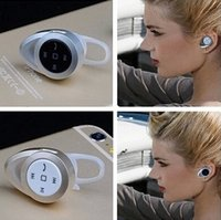 Cheap Universal Mini Bluetooth 4.1 Earphone Stereo Wireless Dripdrop Invisiable Headphone Headsets For Iphone Samsung HTC xiaomi