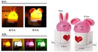 baby energy - Led small night light plug in light control sensor light energy saving lamp baby room d child wall lamp