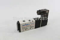 Wholesale V110 DC V Solenoid Air Valve port position BSP