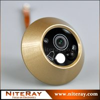 bell micro - Front door video door bell video peephole camera motion detection IR infrared free G micro sd card