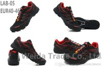 Wholesale 2014 New Arrived S LAB SENSE Men Athletic Shoes Running Shoes Athletic Shoes Sports Shoes Worldwide Shipment