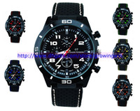 Wholesale New popular motorcycle racing car cool watch unisex men women GT Silicone Rubber jelly quartz Round Dial watch