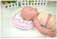Wholesale Baby baby pillow shaped pillow qiu dong the newborn children correct slant head and year old