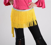 arab dance - Arab Dance Row Tassel Belly Dance Hip Scarf Belt Skirt Waist Chain Wrap BC010