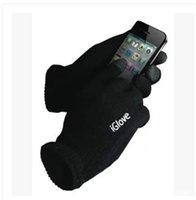 Gants d'écran polyvalent unisexe iGlove capacitifs pour iPhone pour iPad pour téléphone intelligent vente chaude