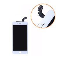 Wholesale 100 Original Front LCD Display Touch Screen Digitizer Full Assembly Replacement Part for iphone plus