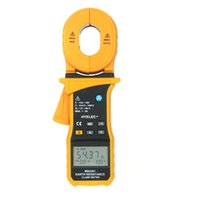 Wholesale LCD Electrical Professional Multifunction High Sensitivity HYELEC MS2301 Earth Resistance Clamp Meter Insulation Tester