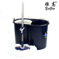 spin mop - Magic mop hand pressure spin mop