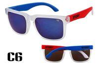 achat en gros de barre sunglass-Nouvelles lunettes de soleil Hot Sale Marque Sunglasses histoire KEN BLOCK HELM Cyclisme Sport Sunglass UV400 concepteur de marque lunettes de sport D286 100