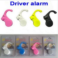 Wholesale 2015 New style the driver sleepy student Posture alarm reminder with LED small flashlight mix order for the colors