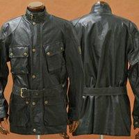 Precio de Chaquetas de los hombres de cera-Caída libre del envío soy una leyenda Trialmaster chaqueta leyenda hombre encerado hombre chaqueta de algodón tamaño europeo chaqueta