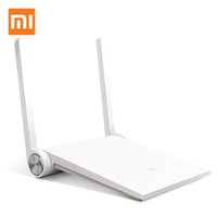 Wholesale English Version Xiaomi Mini WIFI Router AC G G Mbps WiFi Roteador Dual Band USB with Smartphone APP Control