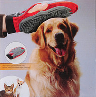 Wholesale Cat Pet Dog Grooming Groom Glove Mitt Brush Comb Massage Bath Brand New