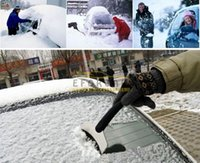 Wholesale Vehicle car stainless steel mini ice snow shovel wovel spade removal clean tool