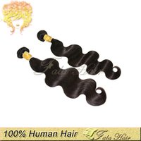 free shipping paypal - Paypal accepted Top Fashion Natural color Grade A body wave Brazilian Malaysian Peruvian Indian Virgin hair extensions