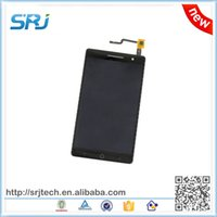 Cheap Wholesale-In Stock Original LCD Display+Touch Screen For Ulefone U7 U69 MTK6592 Octa Core Digitizer Assembly Panel Cell Phones+Tools