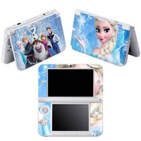 3ds xl - for ds xl vinyl PVC skin stickers hot Frozen design
