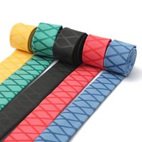 Wholesale 1pc X Tube Diameter mm M quot Anti Slip Heat Shrink Tubing Shrinkable Handle Grip Sleeve Wrap For Fishing Rods