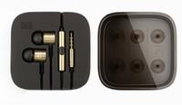 achat en gros de xiaomi de l'expédition-Nouveau XIAOMI Piston Écouteur 2 II casque Casque Écouteurs avec Télécommande Mic Pour MI2 MI2S MI2A Mi1S M1 Hongmi Téléphones Livraison Gratuite Chinapost