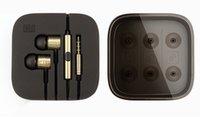 al por mayor xiaomi m1 envío-Nueva XIAOMI Pistón Auricular 2 II Auricular Auricular con micrófono remoto Para MI2 MI2S MI2A Mi1S M1 Hongmi Móviles Envío gratis Chinapost