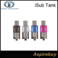 atomizer system - In Stock Newest Innokin Isub Tank Atomizer Tank ml Capacity Perfect for Sub ohm Vaping and a fully Adjustable Airflow System For Itaste