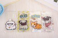 apple puppy - For Iphone Plus s Plus Cases Inch Cute Cartoon Puppy Dog Transparent Soft TPU Phone Case Cover for Iphone Plus