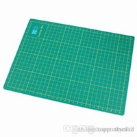 Wholesale A4 Cutting Mat Printed Grid Lines Knife Paper Board Crafts Models Self Healing A5