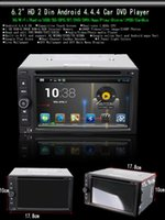 Universal auto radio transmitter - NEW Universal Auto Car DVD Player GPS Android Dual Core Inch Black Color Din SCYF0405