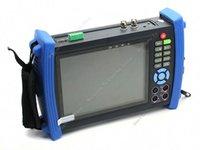 Wholesale Portable inch LCD VGA CCTV camera input PTZ tester HVT M Multimeter