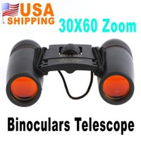 Wholesale US STOCK US Stock To USA CA X60 Zoom Mini Binoculars Telescope Folding Day Vision m m UPS