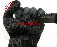 Wholesale New arrival Kevlar working Protective Gloves Cut resistant Anti Abrasion Safety Gloves Cut Resistant Level