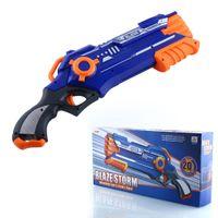 Wholesale Camping Game Nerf N Strike Elite CrossBolt Blaster Refill Gun Serie Bullet Gift