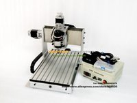 cnc - DHL New USB port ball screw CNC Router CNC B w spindle cnc engraving machine high quality