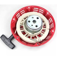 Wholesale Two stroke Pull starter and Recoil Cog Cup Go Kart Gasoline Generator Drop Shipping